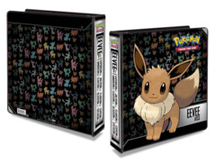 Ultra Pro Pokemon Eevee 2-inch 3-ring Album Binder